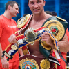 Klitschko schl&#228;gt Haye nach Punkten: Alle vier Titel innerhalb der Familie vereinigt