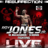 Roy Jones jr. vs. Max Alexander: Am 10. Dezember in Atlanta