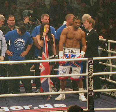 David Haye Nino Celic.