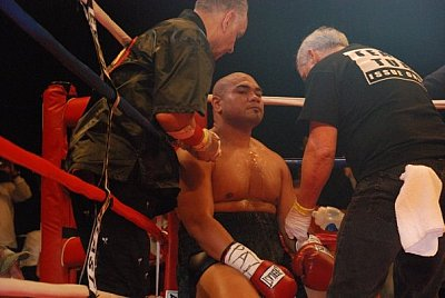 David Tua Geoffrey Ciani.