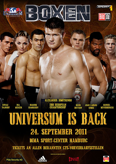 Universum is back ©Universum
