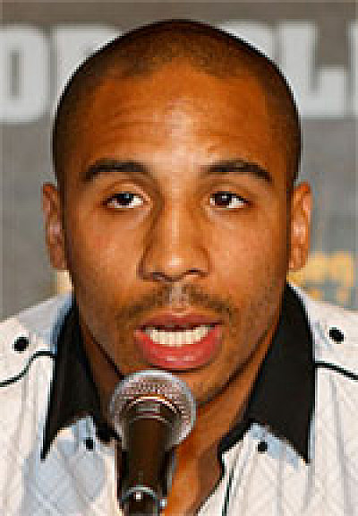 Andre Ward Jan Sanders/Goossen Tutor Promotions.