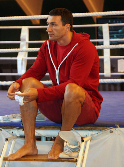 Wladimir Klitschko Nino Celic.