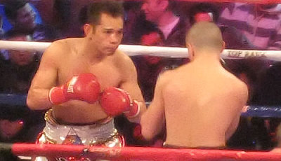 Nonito Donaire Suge Green/ONTHEGRiNDBOXiNG.