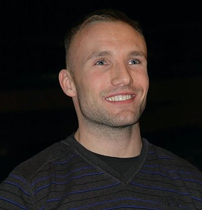 Mikkel Kessler Claudia Bocanegra.
