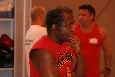 Emanuel Steward Nino Celic.