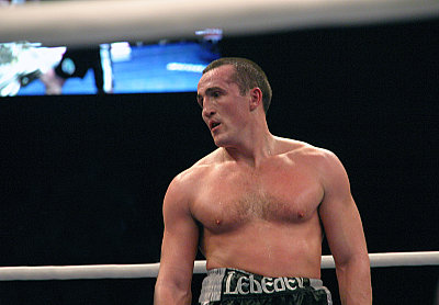 Denis Lebedev Nino Celic.