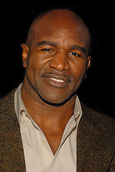 Evander Holyfield Glenn Francis, www.PacificProDigital.com.