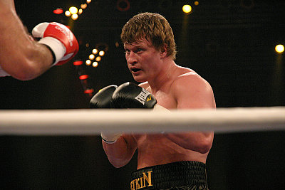 Alexander Povetkin Nino Celic.