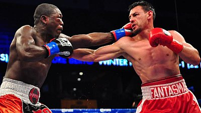 Andre Berto, Robert Guerrero German Villasenor.