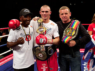 Martin Murray, Neil Marsh ©Mark Robinson.