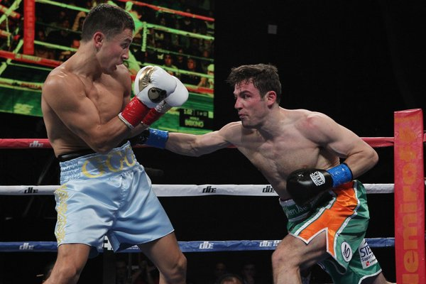 BOXING: MACKLIN VS GOLOVKIN JUN 29