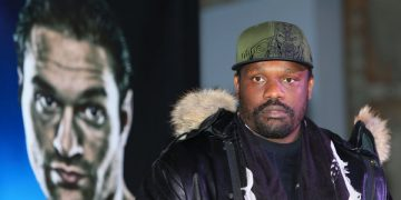Boxing - Dereck Chisora File photo
