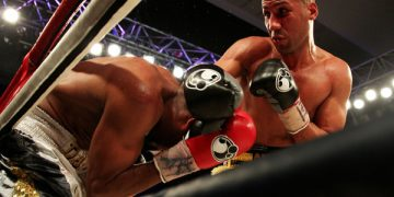 Boxing - WBC Silver Super Middleweight Title - James DeGale v Dyah Davis - Glow at Bluewater