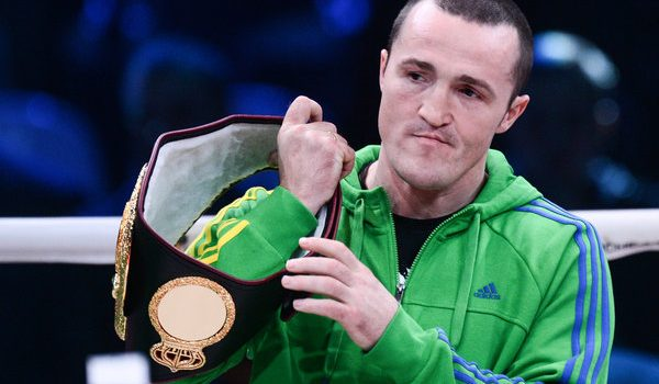 Match between Denis Lebedev and Guillermo Jones cancelled
