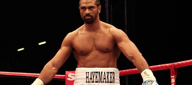 Boxing - David Haye Filer