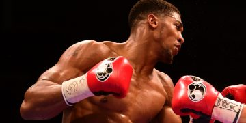 Boxing - Anthony Joshua v Denis Bakhtov - O2 Arena
