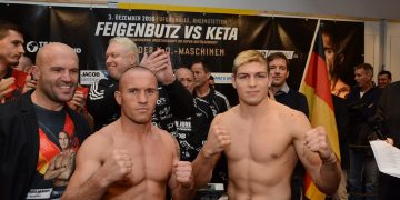 Team Sauerland-Vincent Feigenbutz, Mike Keta