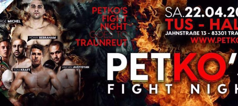 Petko´s Boxpromotion