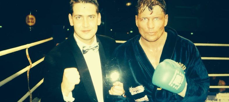 Foto: SES Boxing René Monse und Uls Steinforth