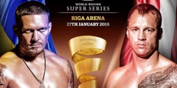 Briedis vs Usyk