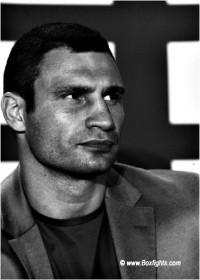 Vitali Klitschko. © Werner Dittmair