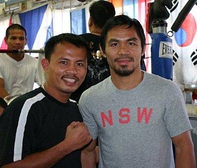 Manny Pacquiao ©Ala Villamor
