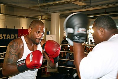 Tony Thompson ©Jan Sanders/Goossen Tutor Promotions.