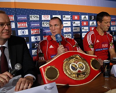 Sebastian Sylvester, Karsten Röwer ©Sauerland Event.