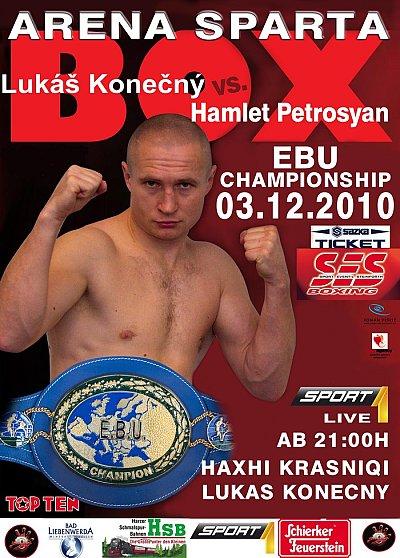 Europameisterschaft im Halbmittelgewicht ©SES-Boxing.