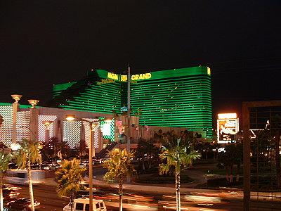 MGM Grand Hotel & Casino ©Nino Celic.