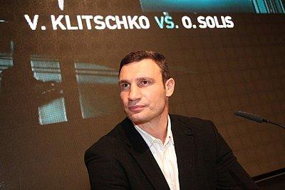 Vitali Klitschko ©RTL / Ralf Jürgens.