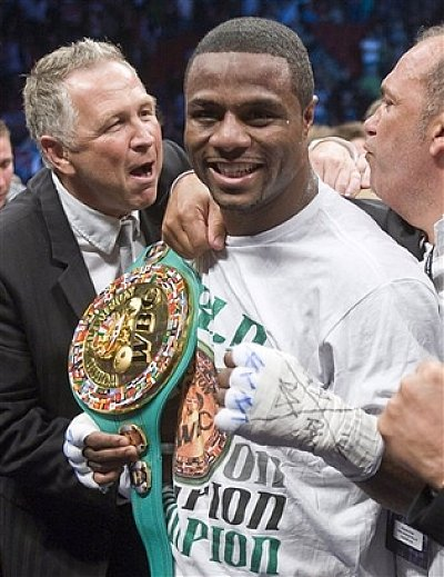 Jean Pascal ©Jean Pascal Promotions