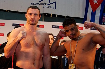 Vitali Klitschko, Odlanier Solis ©Dmitriy Abramov / www.k-mg.com.