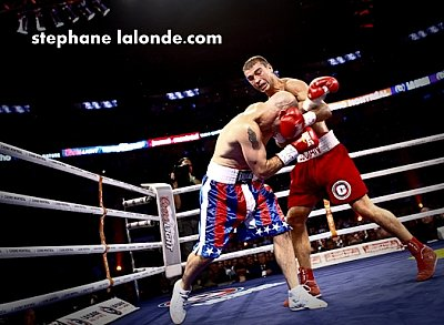 Lucian Bute ©Stephane Lalonde.