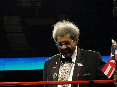 Don King ©Kevin Blatt/ONTHEGRiND BOXiNG.