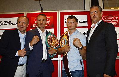 Chris Meyer, Mikkel Kessler, Robert Stieglitz, Ulf Steinforth ©Eroll Popova.