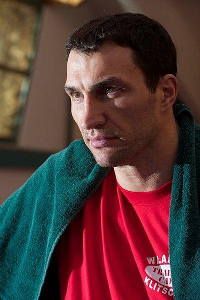 Wladimir Klitschko ©KMG / Dmitriy Abramov.