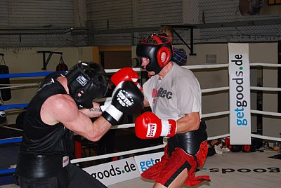 Robin Krasniqi ©SES-Boxing.