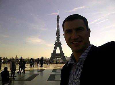 Wladimir Klitschko ©Wladimir Klitschko.