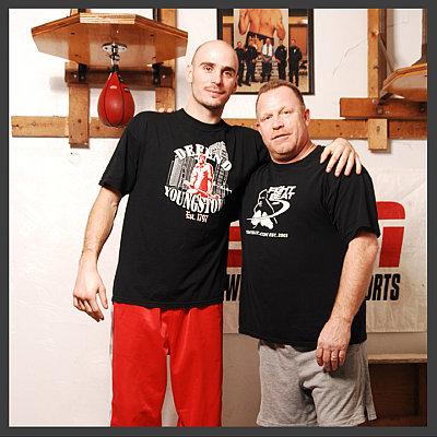 Kelly Pavlik, Jack Loew ©teampavlik.com
