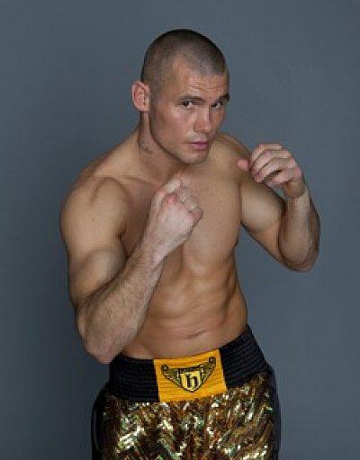 Martin Murray ©Hatton Boxing.
