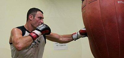 Vitali Klitschko ©Team Klitschko.