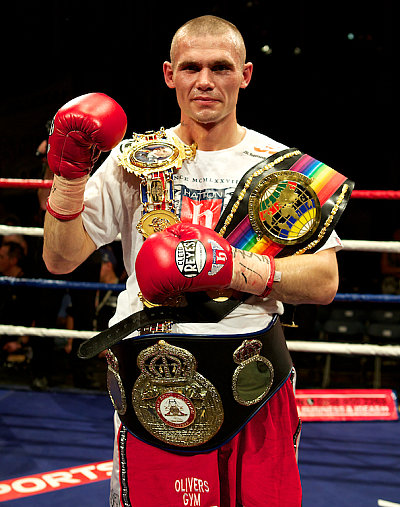 Martin Murray ©Mark Robinson.