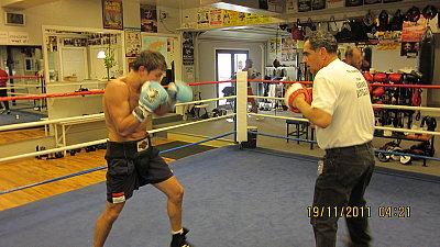 Gennady Golovkin ©GGG-Boxing.
