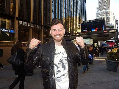 Andy Lee ©Leonard Gunning / Boxing-Ireland.com