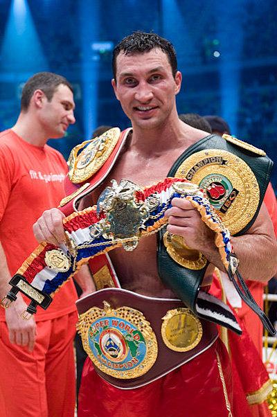 Wladimir Klitschko ©KMG.