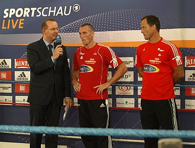 Sebastian Sylvester, Karsten Röwer ©SE.
