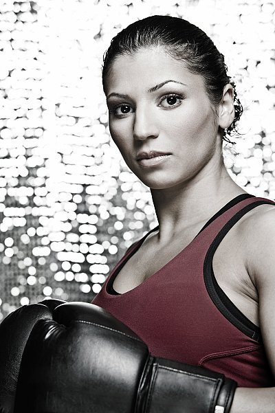 Nadia Raoui ©Celebration Promotion  Sports & Entertainment Management.