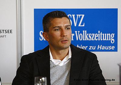 Dimitri Sartison ©Eroll Popova / boxing.de.